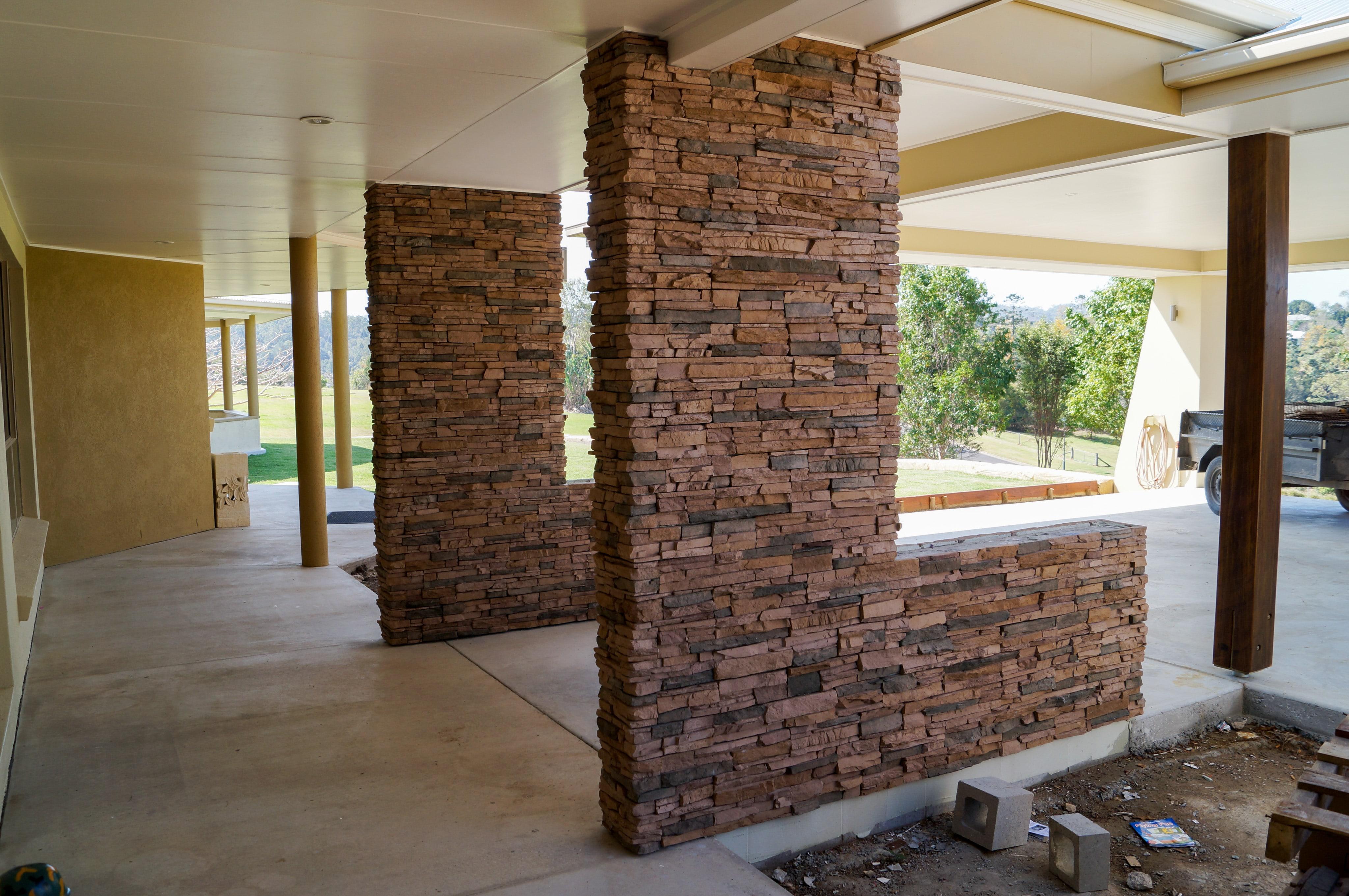 Professional Stone Cladding Service In Brisbane Seq