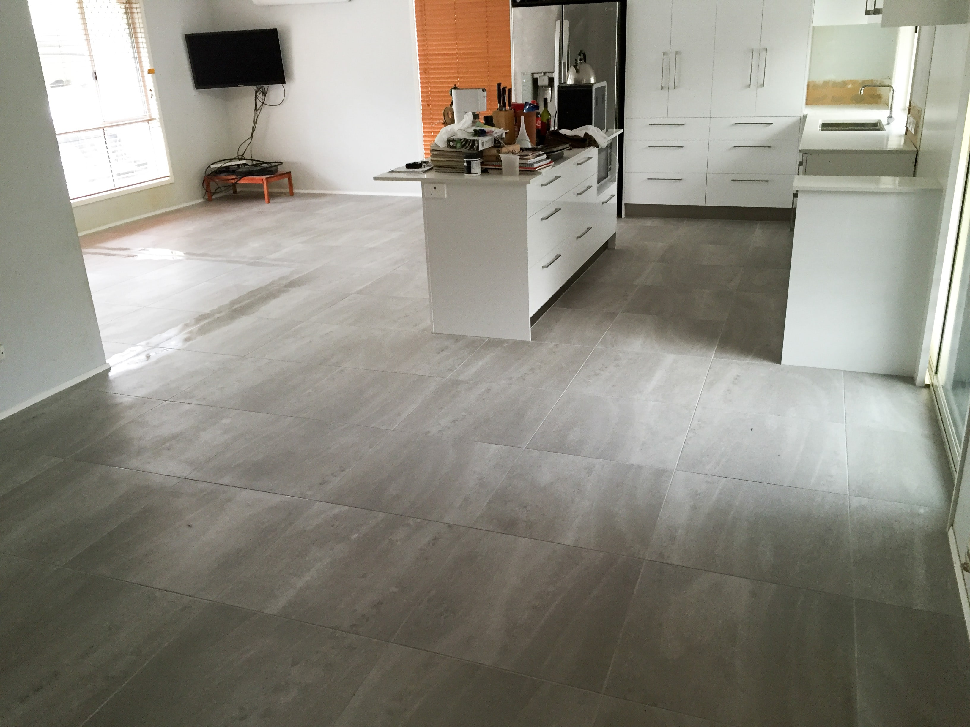 flooring for living room and kitchen kitchen living room flooring seq tiling and cladding service 24600