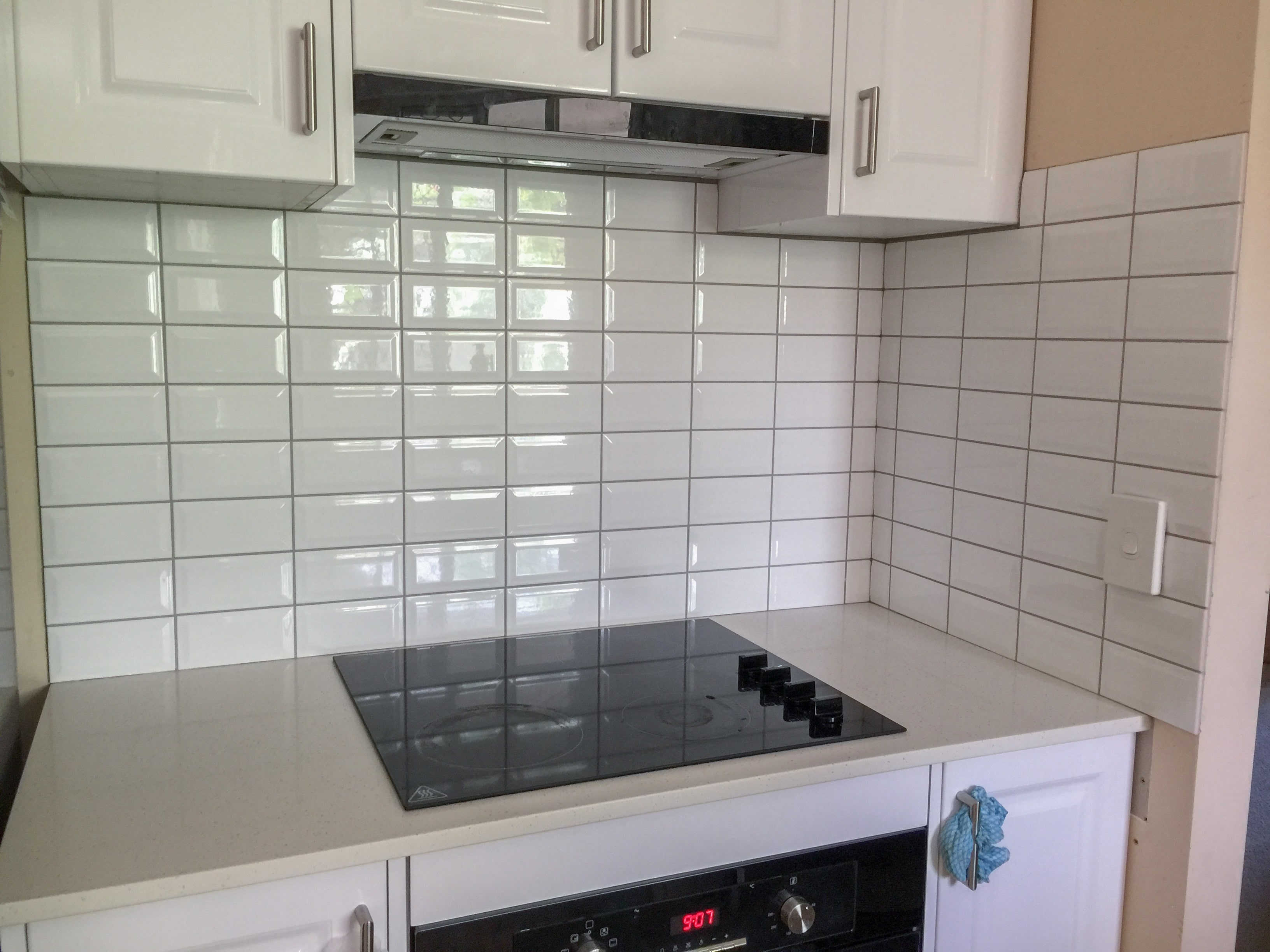 Kitchen Splashback Seq Tiling And Cladding Service